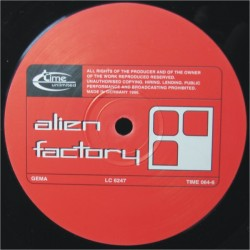 Alien Factory ‎– Anytime, Anyplace