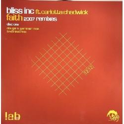 Bliss Inc Ft. Carlotta Chadwick – Faith (Technikal remix)