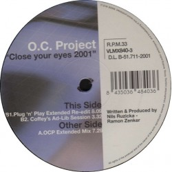 OC Project – Close Your Eyes 2002