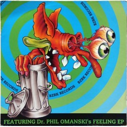 Dr. Phil Omanski ‎– Feeling EP