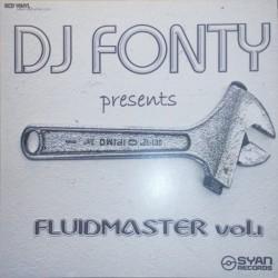 DJ Fonty – Fluidmaster Vol. 1