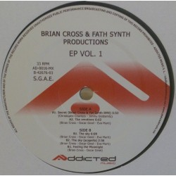 Brian Cross & Fat Synth ‎– EP Vol. 1