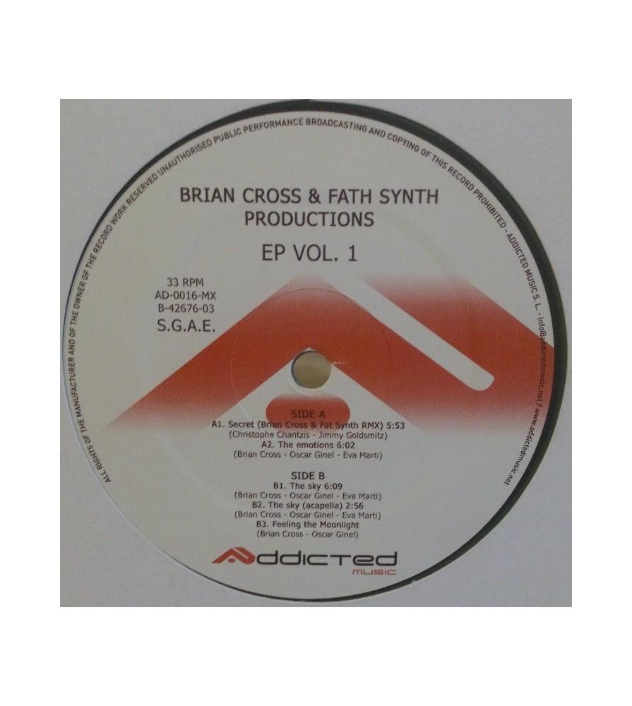 Brian Cross & Fat Synth – EP Vol. 1