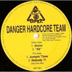 Danger Hardcore Team - Alone(2 MANO,TEMAZO¡¡)