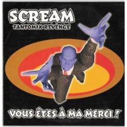 Scream – Vous Êtes À Ma Merci! (Fantomix Revenge)