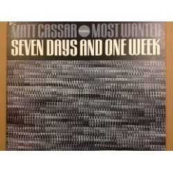 Matt Cassar Presents Most Wanted ‎– Seven Days And One Week