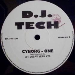 DJ Tech – Cyborg - One