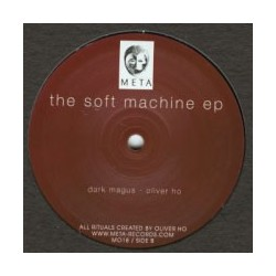 Oliver Ho ‎– The Soft Machine EP