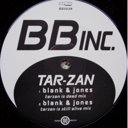 BB Inc ‎– Tar-Zan