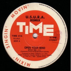 USURA – Open Your Mind (Remixes)