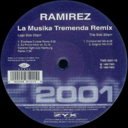 Ramirez – La Musika Tremenda (Remix)