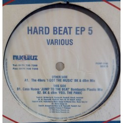Hard Beat EP 5