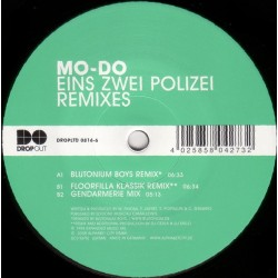 Mo-Do ‎– Eins Zwei Polizei (Remixes)