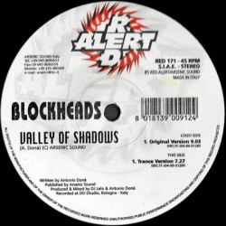 Blockheads ‎– Valley Of Shadows
