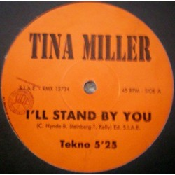 Tina Miller - I'll Stand By You