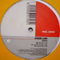 Angie Law ‎– Desire