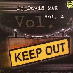 DJ David MAX – Vol.4 - Keep Out