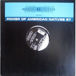 Dance 2 Trance ‎– Power Of American Natives 97 (IMPORT)