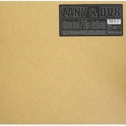 Zany & DV8 – Distorted / The Anthem