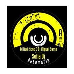 DJ Raúl Soto & DJ Miguel Serna Presents Sofia DJ - Automatik(DISCO ORIGINAL,SONIDO BUENISIMO¡¡)