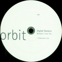 Digital Rockers - Because I Love You