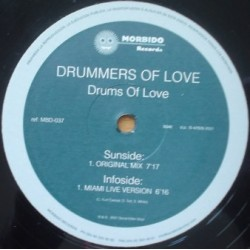 Drummers Of Love ‎– Drums Of Love