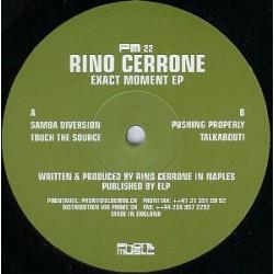 Rino Cerrone – Exact Moment EP