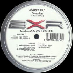 Mario Più – Sensation