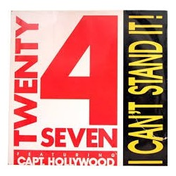 Twenty 4 Seven ‎– I Can't Stand It