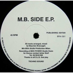 Maurizio Braccagni – Side EP