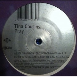 Tina Cousins  - Pray (JIVE RECORDS)