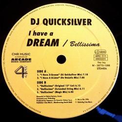 Dj Quicksilver I Have A Dream