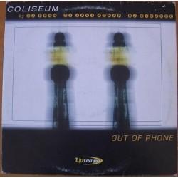 Coliseum By DJ Fran, DJ Javi Aznar, DJ Ricardo - Out Of Phone(TEMAZO COLISEUM & CHOCOLATE¡¡)