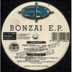 The Bonzai EP Vol. 1