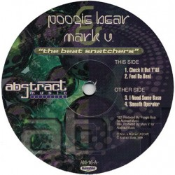 Poogie Bear & Mark V. - The Beat Snatchers(TEMAZO CHOCOLATERO BY JOSE CONCA¡¡)