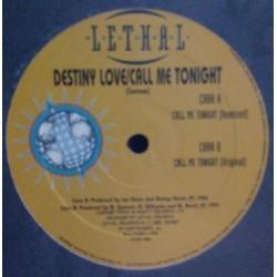 Destiny Love – Call Me Tonight