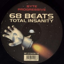 68 Beats ‎– Total Insanity