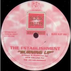 The Establishment – Burning Up