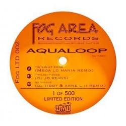 Aqualoop - Twilight Zone (Remixes)