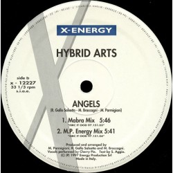 Hybrid Arts ‎– Angels