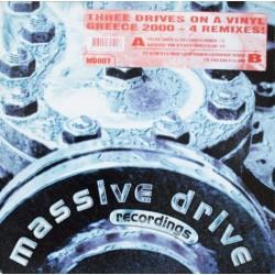 Three Drives On A Vinyl - Greece 2000 - 4 Remixes
