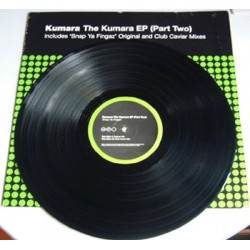 Kumara ‎– The Kumara EP (Part Two)
