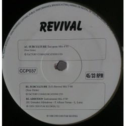 Revival - Subculture