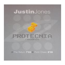 Justin Jones - The Return / Picht Cheec (TECHNAZO)