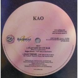 Kao - Clavado En Un Bar