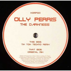 Olly Perris – The Darkness