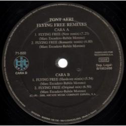 Pont Aeri - Flying Free (Remixes)