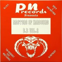 Masters Of Hardcore EP Vol. 2