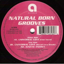Natural Born Grooves – Universal Love (IMPORT)
