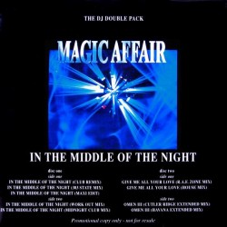 Magic Affair ‎– In The Middle Of The Night